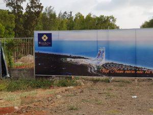 Tiến độ xây dựng dự án Charm Hồ Tràm