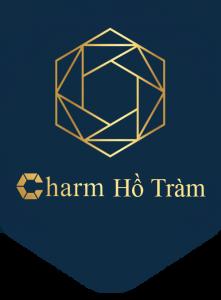 logo charm Hồ Tràm
